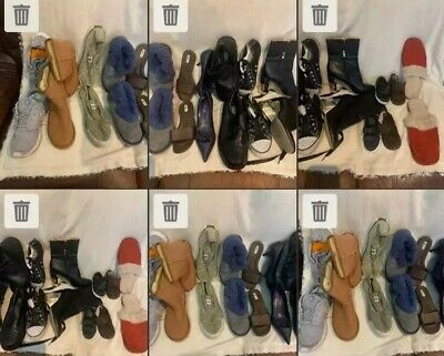 wholesale joblot shoes Mixed Lot Mens And Womens
