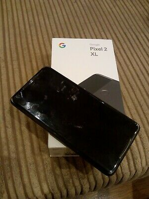 Google Pixel 2 XL - 128GB - Just Black (Unlocked) Smartphone