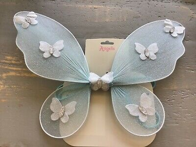 Mini Butterfly Wings Lovely for an Easter BNWT RRP £7.00 Accessorise
