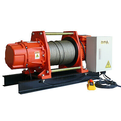 Prowinch 3,800 lb Electric Winch Wire Rope 220/240V
