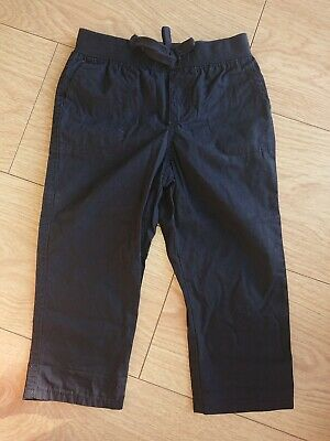 Polo By Ralph Lauren Boys Age 24 Months navy Chino Trousers