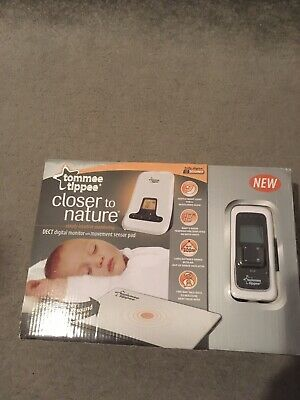 TOMMEE TIPPEE closer To nature Dect Digital Monitor With Movement Sensorpad