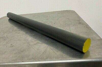 "1018 Steel Bar, Hot Rolled Round .875 Dia x 12"" length"