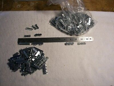 Zip Clips and Wood Joiner Clips about 285 pieces