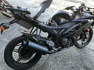 YAMAHA YZF-R15 2014 STOLEN & RE COVERED, not a stat or repairable right off