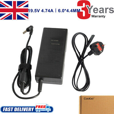 19v For LG 32LH510B led tv Power supply adapter with UK mains cable