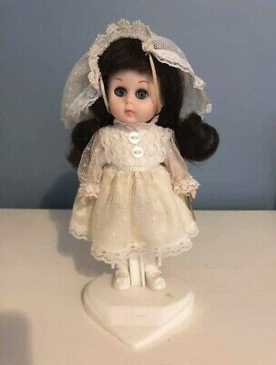 Vintage Vogue Ginny Doll (1986) - Bride