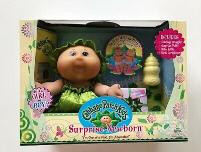 Surprise Newborn Cabbage Patch Kids - New