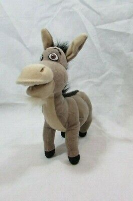 Shrek 2 Donkey 14'' Plush Nanco Dreamworks 2004.