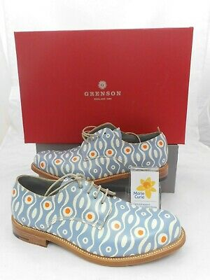 (NUN) GRENSON x PERSEPHONE- Derby Lace-Up - size 7.5- Limited edition