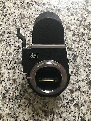 Leitz Leica Visoflex iii. Macro Adapter. Use With Any Leica M Camera Digi&Analog
