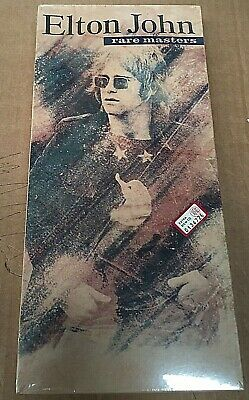 Elton John ‎– Rare Masters - 2 CD  Longbox USA  731451413827   - SEALED MINT