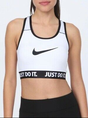 Crop Top donna Nike Just Do It Tg M L XL