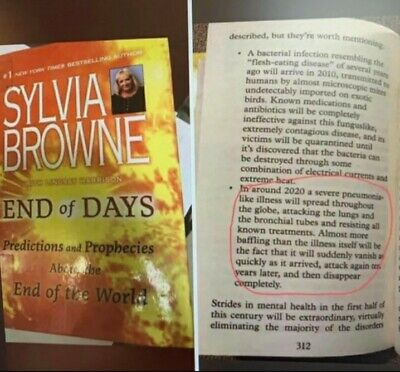 End Of Days Predictions And Prophecies End Of World Sylvia Browne PDF Book