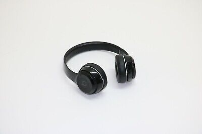 Beats by Dr. Dre Solo3 Wireless Over The Ear Glossy Black Headphones