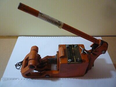 """Pell Hydroshear Model P Wire Cable Cutter 1 1/8""""  Capacity"""