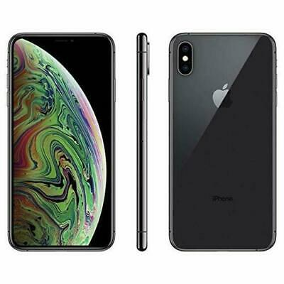 Apple iPhone X -256GB- Space Gray (Unlocked) A1901 (CDMA+GSM) *Apple Refurbished