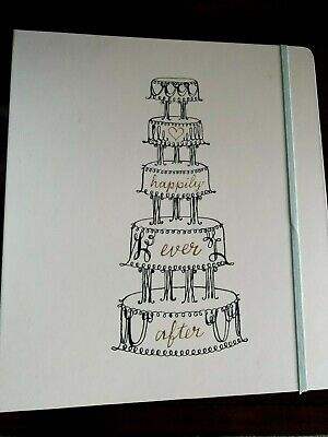 """Kate Spade New York """"Happily Ever After"""" Bridal Wedding Planner"""