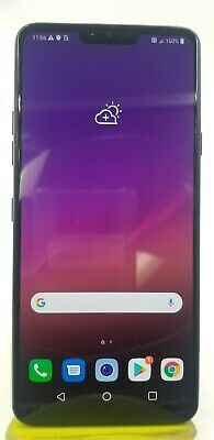 LG G7 ThinQ 64GB Black LM-G710 (Unlocked) - GSM World Phone - GD6220