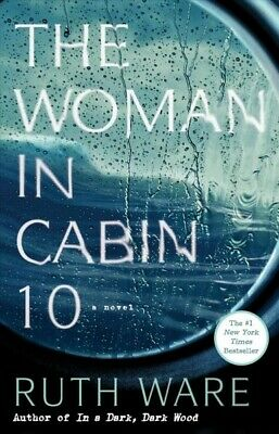 Woman in Cabin 10, Paperback by Ware, Ruth, Acceptable Condition, Free shippi...