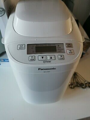 Panasonic bread maker SD-2501