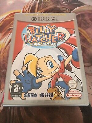 Billy Hatcher and the Giant Egg Gamecube - PAL Version - Choix des joueurs