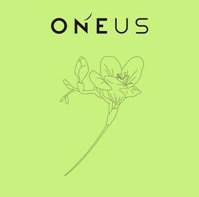 PREORDER - ONEUS [IN ITS TIME] (1st Single Album) + PREORDER BENEFIT FOLDED POST