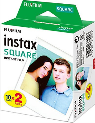 Instax Film Square Twin Pack - (20 Shots) NEW