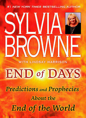 📚 ⚡End of Days: Predictions and Prophecies about the End of the World by Sylvia