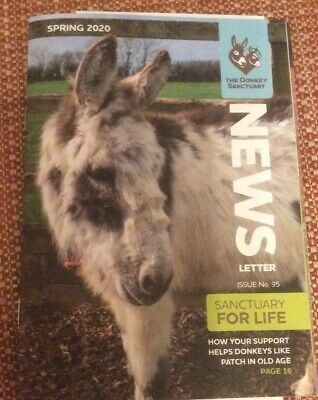 The Donkey Sanctuary Newsletter Spring 2020 Issue No. 95