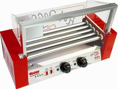 Hot Dog Grill - 5 rollers