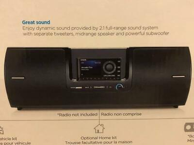 SIRIUS XM universal boombox speakers Onyx Xpress BRAND NEW IN BOX!