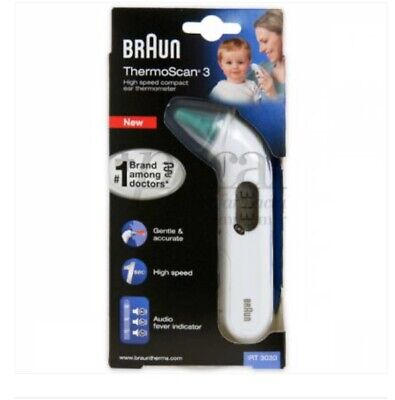 Braun ThermoScan 3 Ear Thermometer - On Hand Ready to ship AUTHENTIC