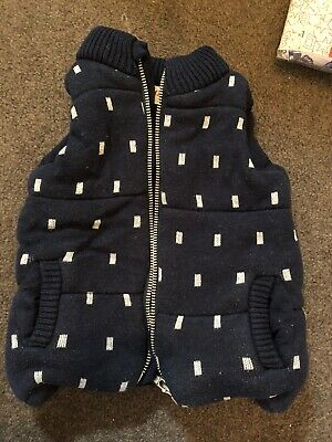 Seed Baby Vest Size S