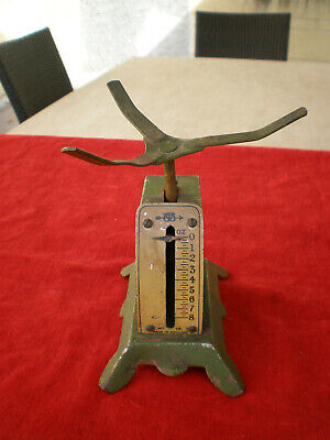 Very Rare Salter #18 Antique Vintage Small Metall Kitchen Scales Made in England