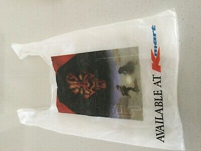 RARE EPISODE ONE 1 STAR WARS Plastic bag from  Kmart