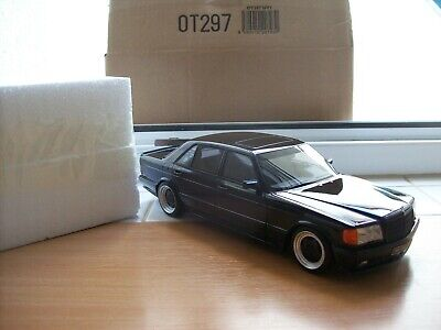 Mercedes-Benz 560 SEL AMG  (W126)  -  1:18  -  OttO mobile   -  Limited Edition