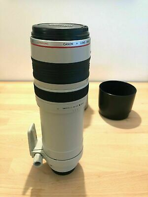 CANON EF 100-400 f4.5-5.6 L IS USM for R* + EOS Mark II, Full Frame +GARANTY