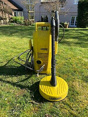 Karcher k2.36 pressure washer for spares or repair