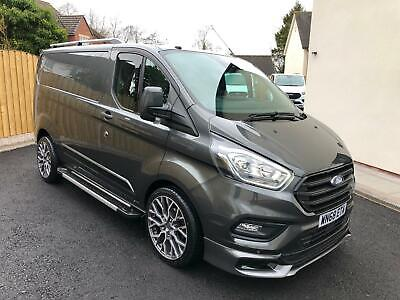 "2018/68 Ford Transit Custom Limited Rs Edition 170Ps Swb Van ""No Vat"""