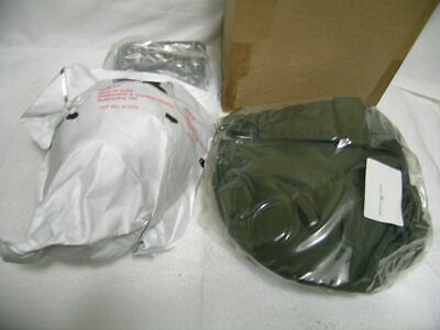 MSA Military MCU-2P Gas Mask Kit - NOS / Sealed, Small