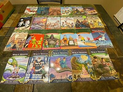 Magic Tree House lot  23 Chapter Books by Mary Pope Osborne