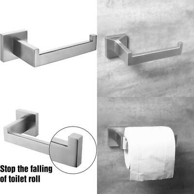 Coching Toilet Paper Holder Brushed Nickel, Stainless Steel Toilet Paper Holder