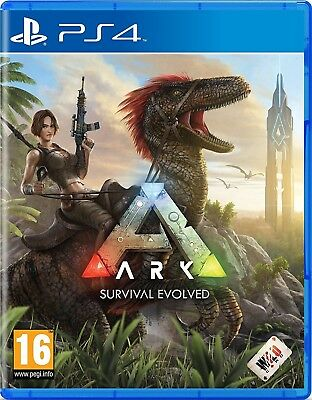 ARK Survival Evolved | PlayStation 4 PS4 New