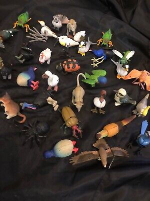 Bulk Lot Of Yowie Collectibles From The 1990's Unknown Which Series
