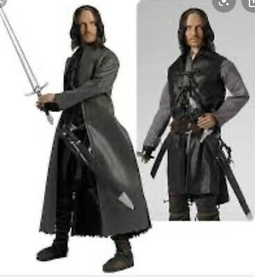Aragon Lord of the Rings Tonner Doll