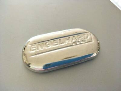 Engelhard Australia 2 Ounce Silver Bullion Bar Numbered .999
