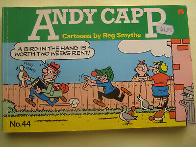 Andy  Capp  <>  Number  44   1980