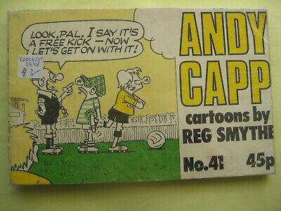 Andy  Capp  <>  Number  41  1978