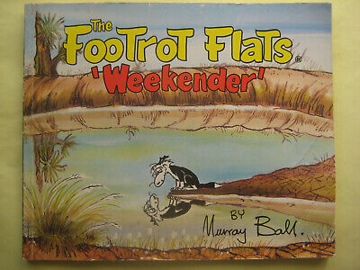 Footrot  Flats  By Murray  Ball  Weekender